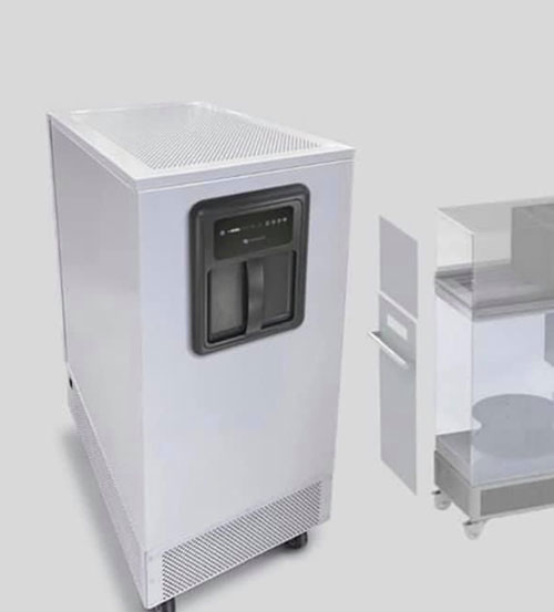 Commercial Indoor Air Quality System